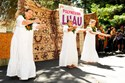 What a special tribute this hula was. We all felt the compassion and aloha.  (photo by Joseph Miceli Digimagery@yahoo.com)