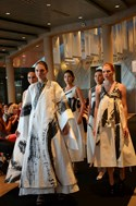 Tacoma Museum of Glass Hanji Fashion Show - August 2, 2014