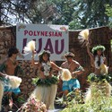 APCC Luau - The guests loved Te Fare o Tamatoa