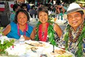 APCC Board member and officer Mr. Al Cosio and wife Elena and their good friend. (photo by Joseph Miceli Digimagery@yahoo.com)