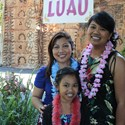 16th Annual Luau - APCC's finest, Jasmine, Aime and Abby