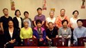 Invitation luncheon by Gunsan Sister City committee members of Tacoma for the Korean Hanji Paper Fashion Show crews. Thank you!!