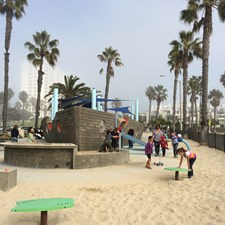 I'm so proud of our Universally Accessible Playground at South Beach Park. It's an Award Winner for Best Special Park Project of 2013 in the State Of California.