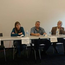 Congressional Incumbent Challenger Debate at Sand Creek Library 10-16-16