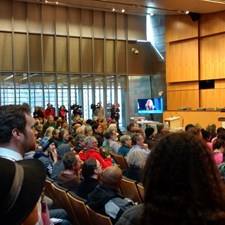 Seattle City Council Chambers